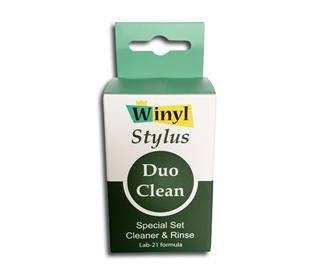 Winyl - Stylus Duo Clean