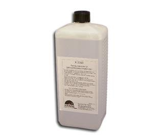 Vinyl cleaning agent X2000 1.0 litres by Hannl