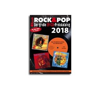 Rock & Pop Katalog LP & CD 2018