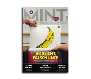 Mint Magazin - Vinyl-Kultur No 18