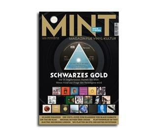 Mint Magazin - Vinyl-Kultur No 39