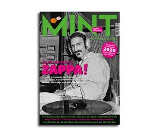 Mint Magazin - Vinyl-Kultur No 41