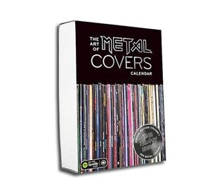 Metal Covers Kalender
