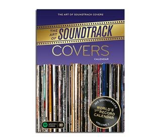 The Art of Soundtrack Covers Kalender
