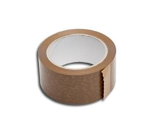 Tape brown PVC