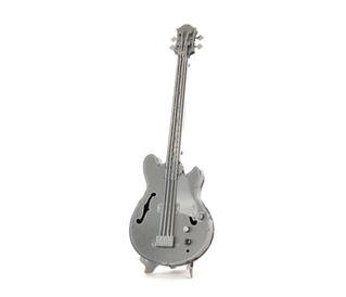 Metal Earth - Electric Bass Guitar
