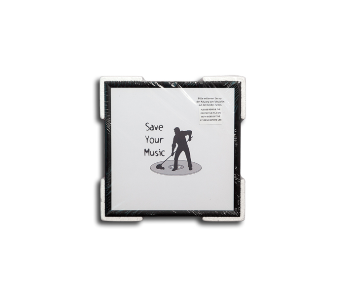 Single cover picture frame