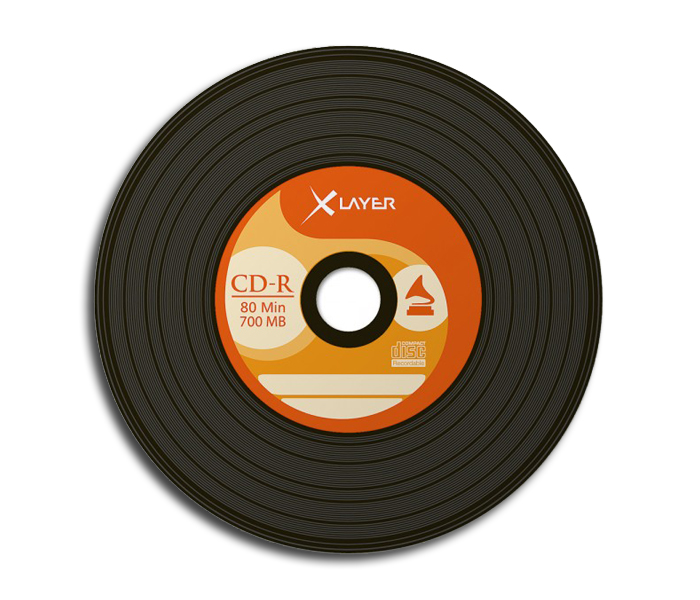 Cd R 80 Xlayer 48x Vinyl Look 50 Cake